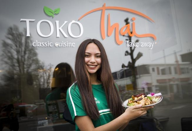 Maak kans op een gratis maaltijd van Toko Thai